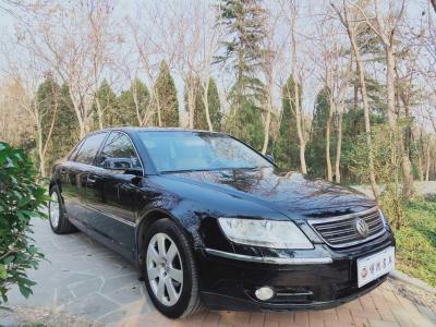 2007年4月 大众 辉腾(进口) 4.2L V8 4座豪华版图片