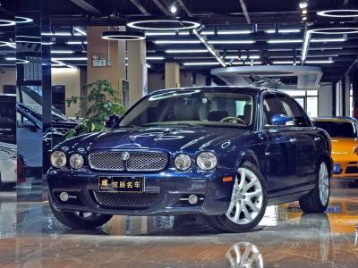 2007年12月 捷豹 XJ XJ6L 3.0皇家加长版图片