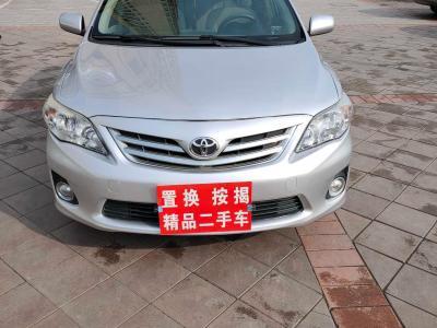 2011年9月 丰田 卡罗拉 1.6L 手动GL图片