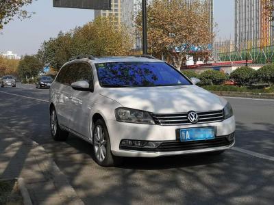 2012年1月 大众 迈腾(进口) 旅行版 2.0TSI 舒适型图片