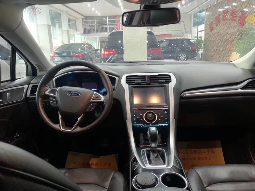 福特 蒙迪欧  2013款 1.5L GTDi180舒适型图片