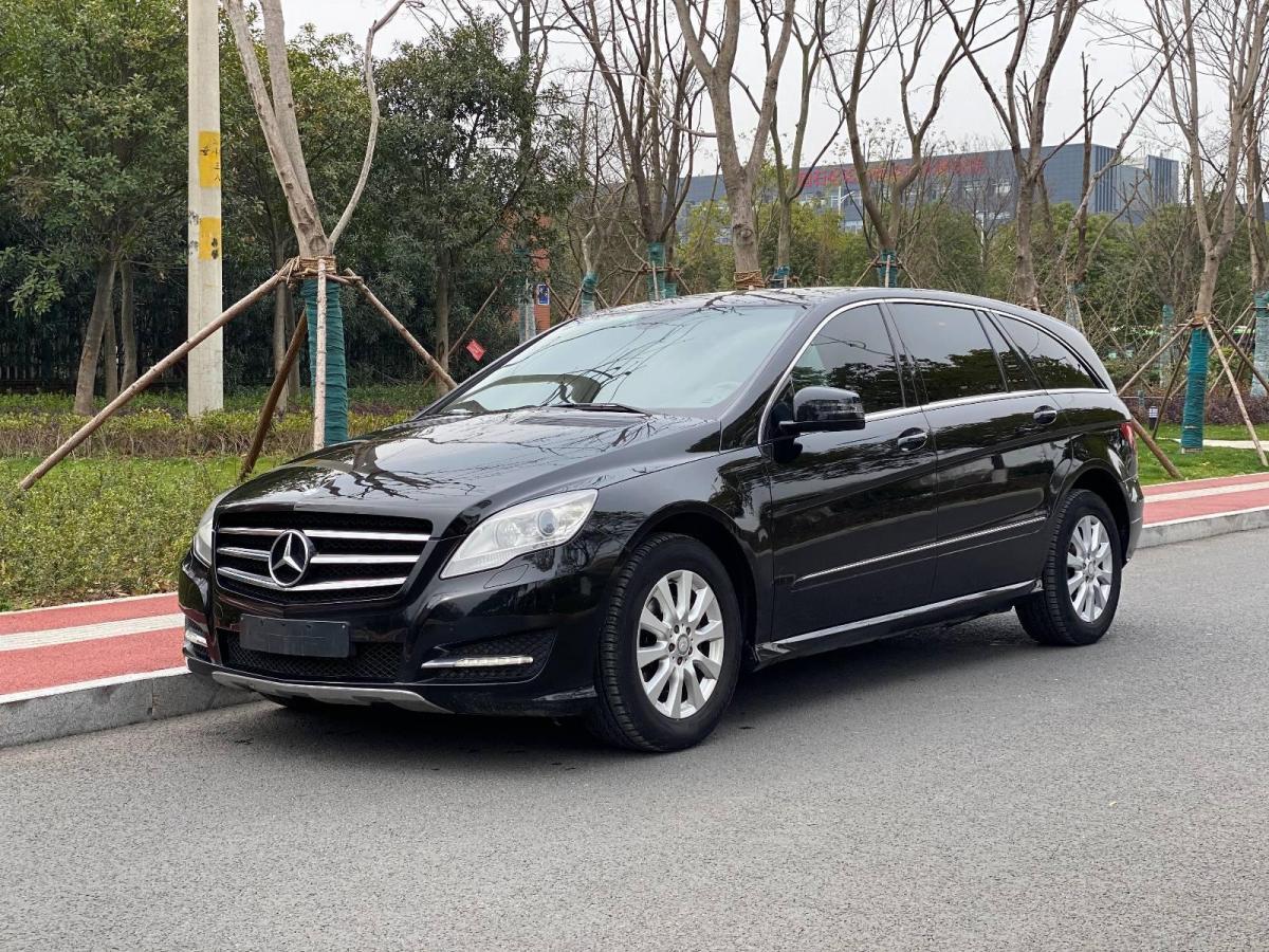 2011年6月 奔馳 奔馳R級(進口) R 300 L 豪華型圖片