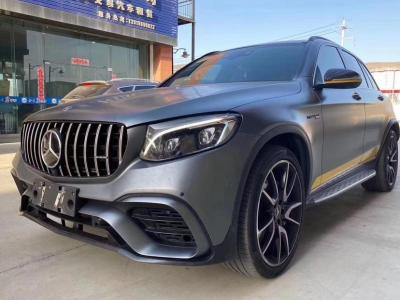 奔馳 奔馳GLC AMG  2017款 AMG GLC 43 4MATIC圖片