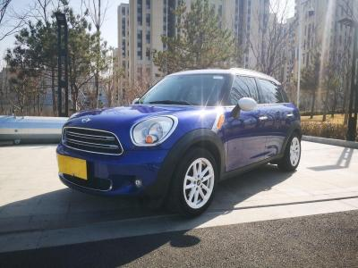 2014年10月 MINI COUNTRYMAN  1.6L COOPER Fun图片
