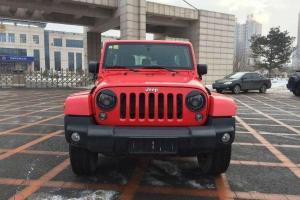2015年4月 Jeep 牧马人 3.0 四门版 Sahara