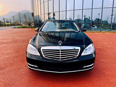 2012年6月 奔驰 奔驰S级(进口) S 350 L Grand Edition图片