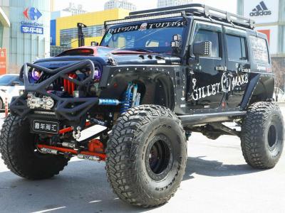 2013年3月 Jeep 牧马人(进口) 3.6L Sahara 四门版图片