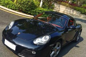 Cayman 保時捷 Cayman Black Edition 2.9L