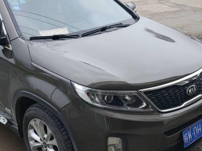 2015年3月 起亚 索兰托(进口) 2.4L 7座汽油豪华版图片
