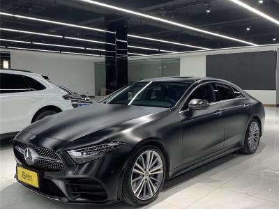 2019年8月 奔驰 奔驰CLS级(进口) CLS 300 豪华型图片