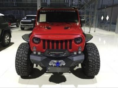Jeep(进口)牧马人3.6 四门 Rubicon图片