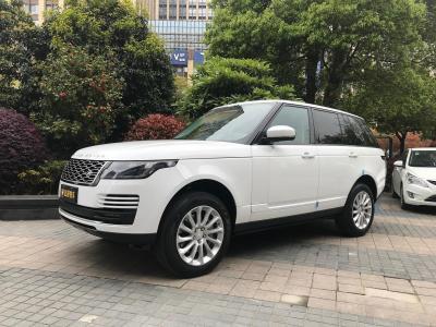 2019年9月 路虎 揽胜(进口) 3.0 V6 SC 传世版图片