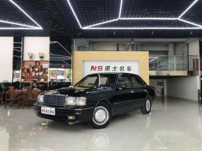 豐田 皇冠  1996款 3.0L