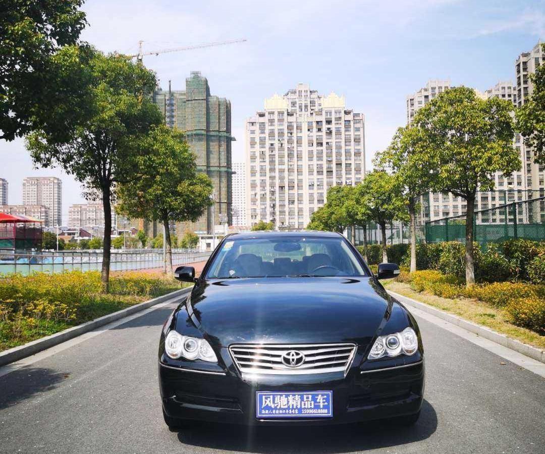 2010年8月 丰田 锐志 2.5V 风尚豪华导航版图片