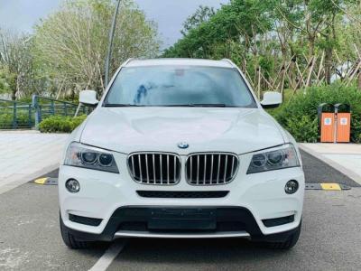 2012年9月 寶馬 寶馬X3(進口) xDrive28i 豪華型圖片