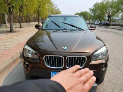 2010年6月 宝马 宝马X1(进口) xDrive28i图片