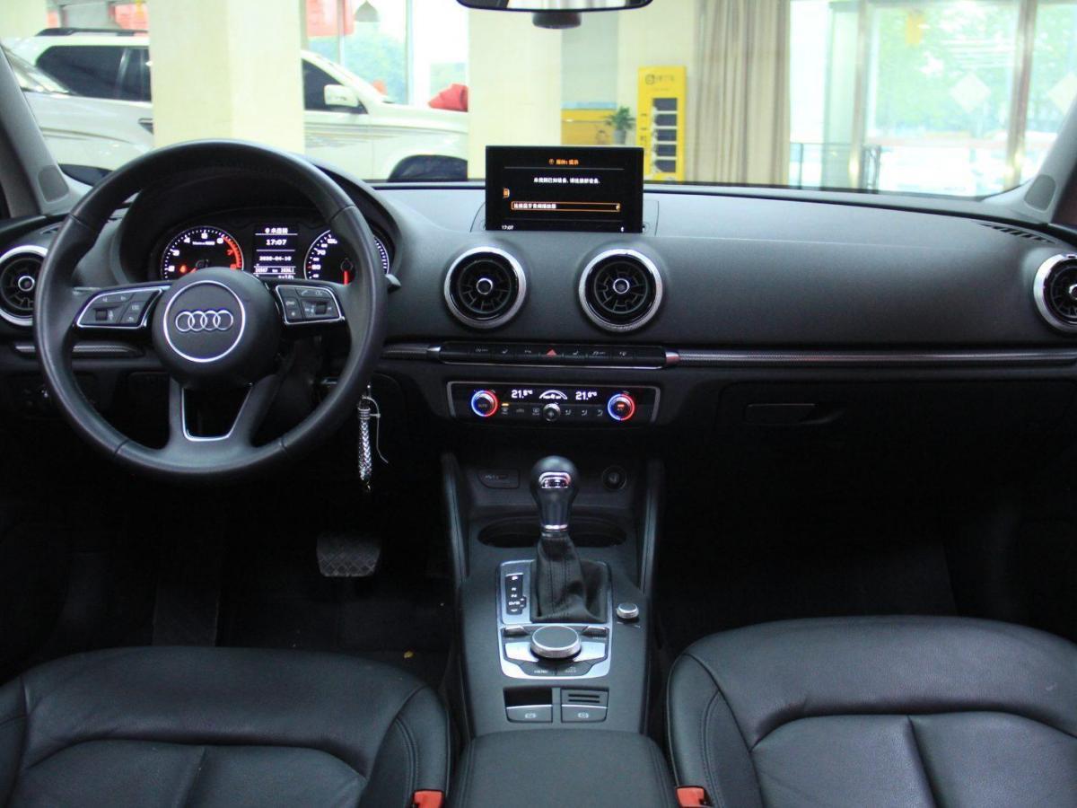奥迪 奥迪A3  2017款 Limousine 35 TFSI 风尚型图片