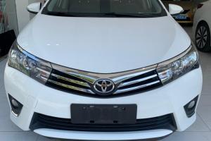 2016年6月 丰田 卡罗拉  1.6L CVT GL-i炫酷版图片