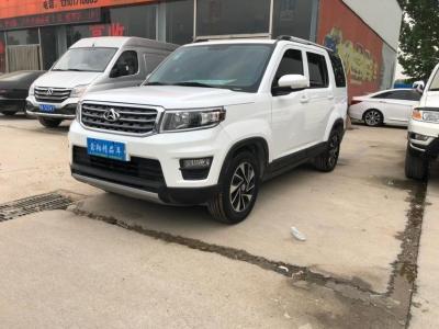 长安欧尚 欧尚X70A  2018款 1.5L 手动精英型