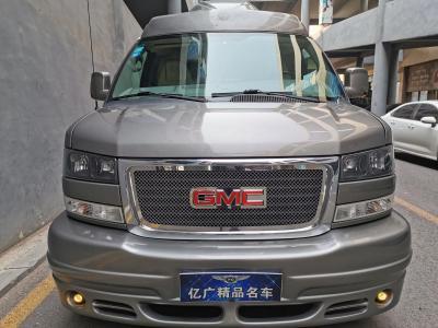 GMC SAVANA  2019款 6.0L GL750 雅尊天逸版图片