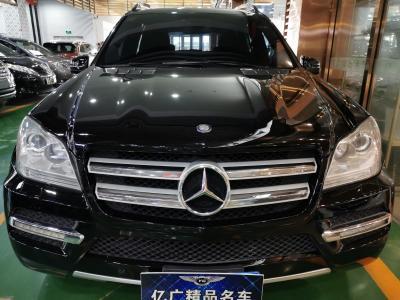 奔馳 奔馳GL級  2012款 GL 350 4MATIC圖片