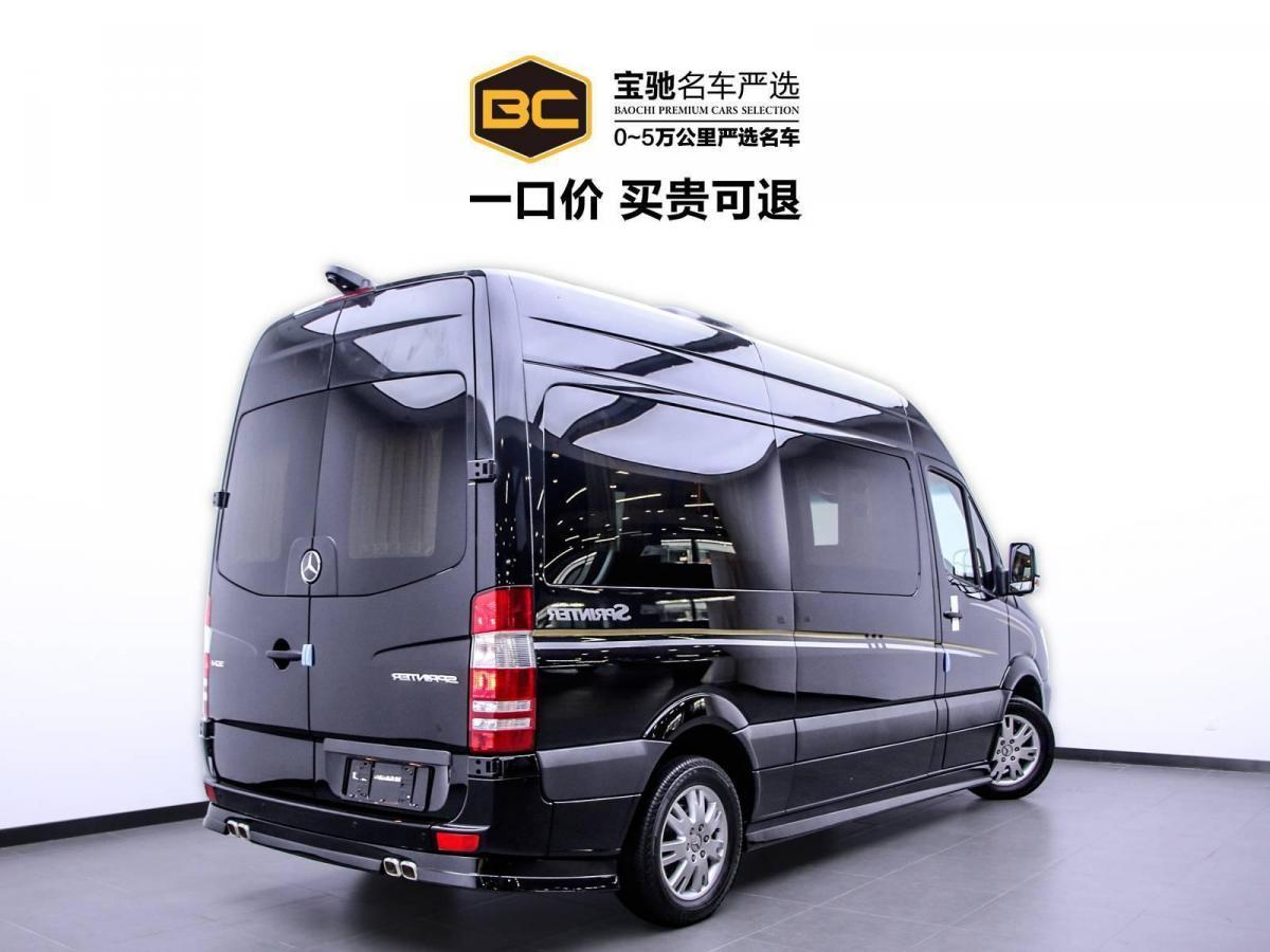 奔驰 Sprinter 3.5L 豪华订制版图片