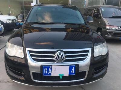 2010年8月 大众 途锐 3.6 V6限量豪华版