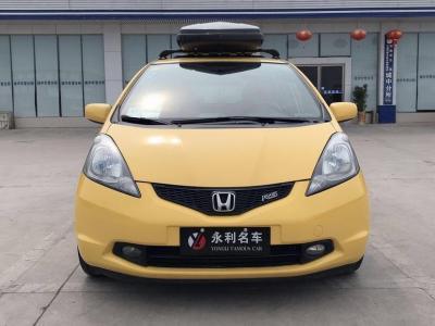 2009年11月 本田 飞度 1.3L 自动舒适版图片
