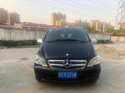 2014年6月 奔驰 威霆 2.5L 精英版图片