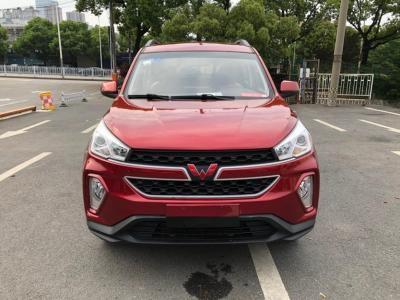 2018年6月 五菱 五菱宏光S3 1.5T 手动舒适型图片