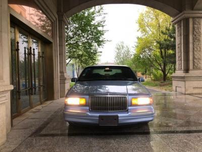 1997年9月 林肯 城市 4.6 加长礼宾车图片