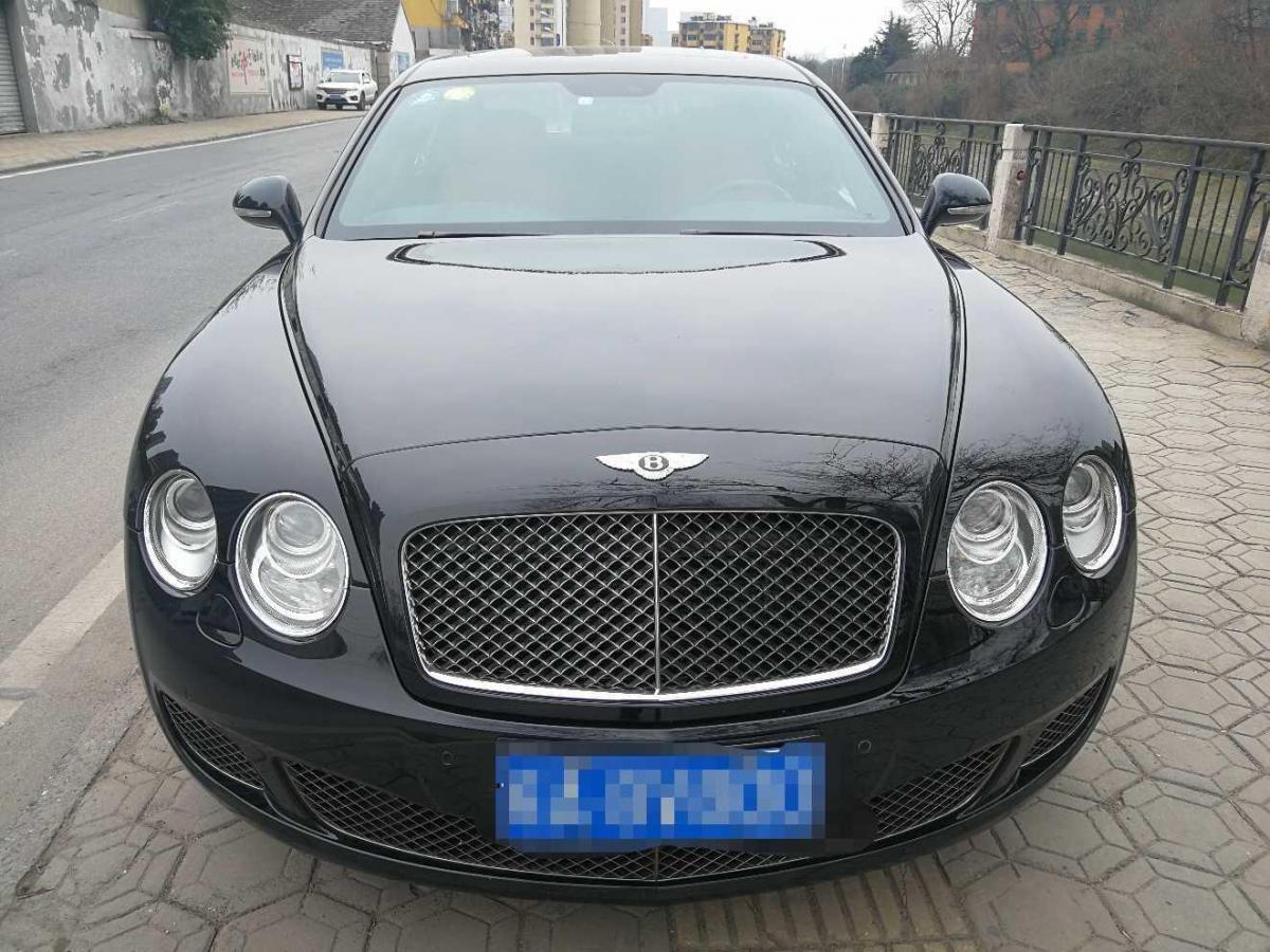 2012年7月 宾利 飞驰 Speed China 6.0T图片