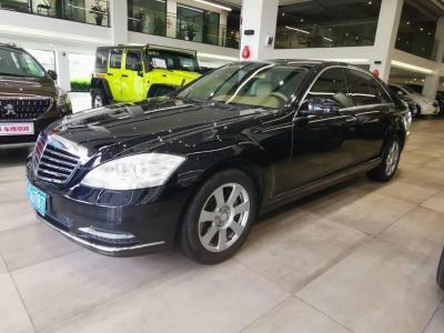 奔馳 奔馳S級  2012款 S 300 L 商務型 Grand Edition圖片