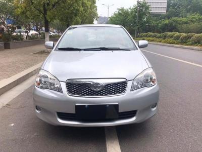 丰田 花冠  2011款 1.6L 手动豪华版