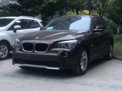 2011年6月 宝马 宝马X1(进口) xDrive28i图片