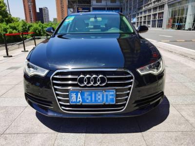 2012年9月 奥迪 奥迪A6L TFSI 标准型图片