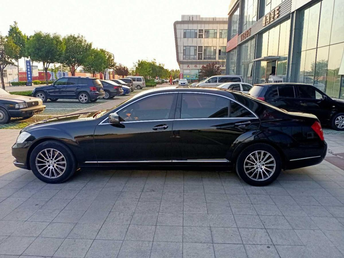 奔驰 奔驰S级  2012款 S 300 L 商务型 Grand Edition图片