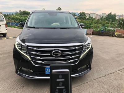 2018年6月 广汽传祺 GM8  320T 尊贵版图片