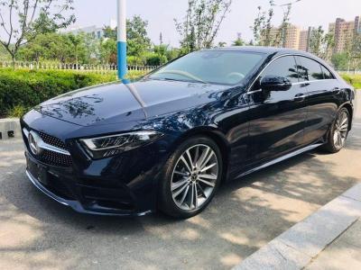 2019年5月 奔驰 奔驰CLS级(进口) CLS 300 豪华型图片