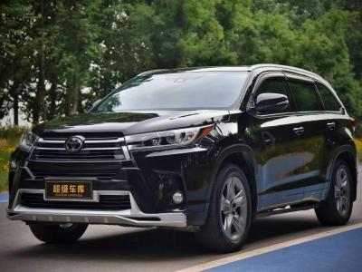 丰田 汉兰达  2018款 2.0T 四驱尊贵版 7座