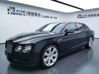2019年1月 宾利 飞驰 4.0T V8 S 标准版(欧规)图片