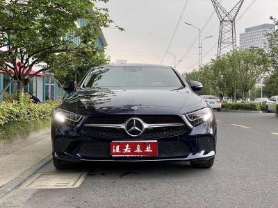 2019年1月 奔驰 奔驰CLS级(进口) CLS 300 动感型图片