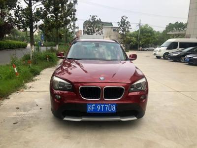 宝马 宝马X1  2012款 sDrive18i 豪华型
