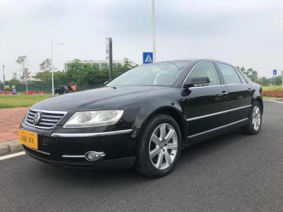 2010年1月 大众 辉腾(进口) 3.6L V6 5座加长舒适版图片