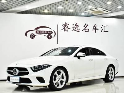 2019年3月 奔驰 奔驰CLS级(进口) CLS 300 动感型图片