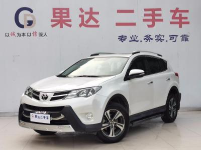 豐田 RAV4榮放  2015款 2.0L CVT四驅新銳版圖片