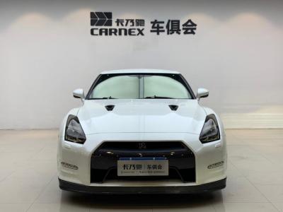 2015年6月 日产 GT-R(进口) 3.8T 动感酷黑内饰版图片