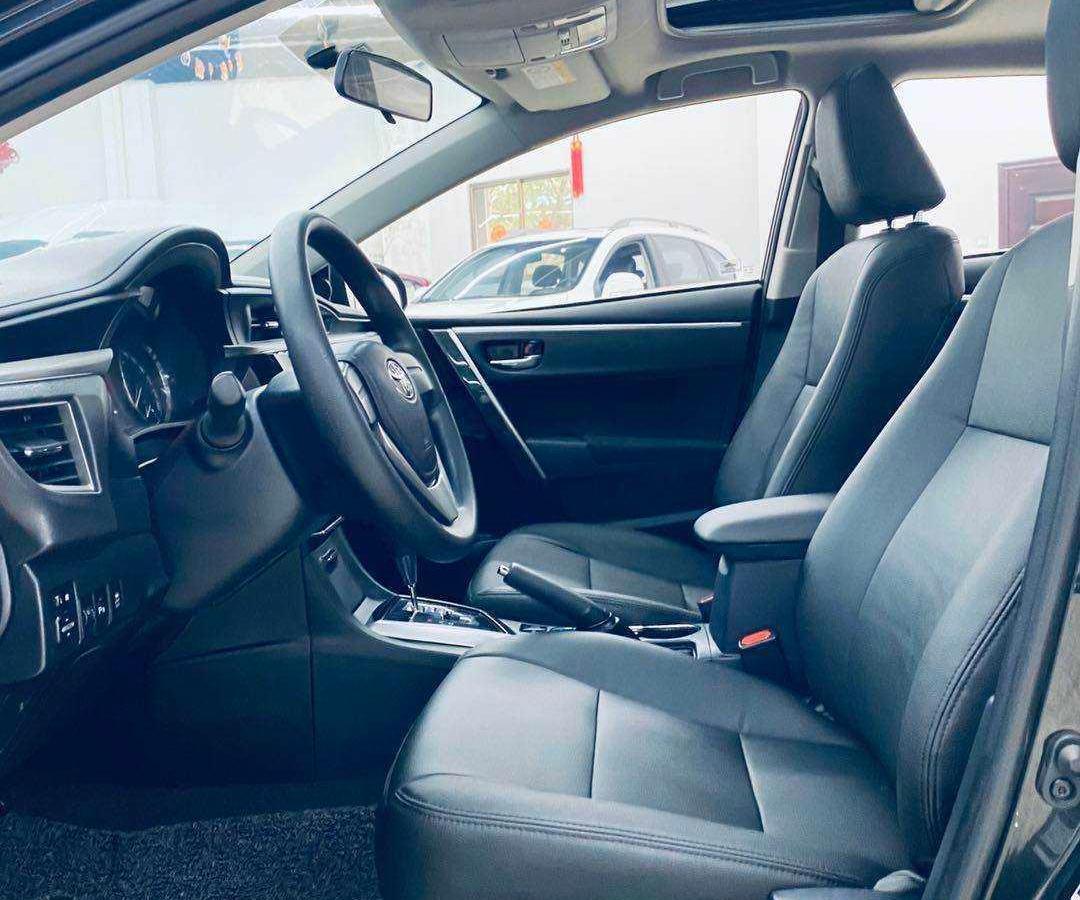 丰田 卡罗拉  2017款 1.2T CVT GL-i真皮版图片