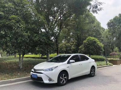 2017年6月 丰田 雷凌 改款 1.8GS CVT精英版 国V图片