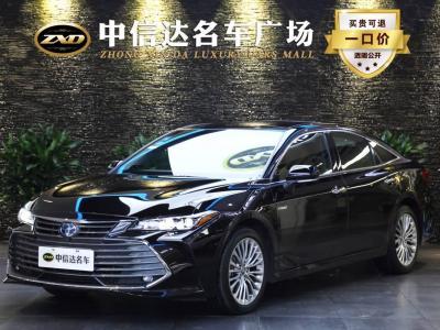 2019年4月 丰田 亚洲龙 双擎 2.5L Limited旗舰版 国VI图片